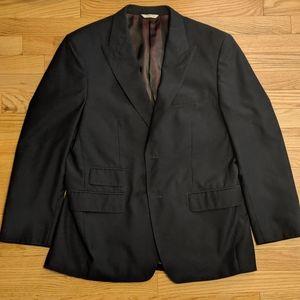Valentino navy blue blazer jacket